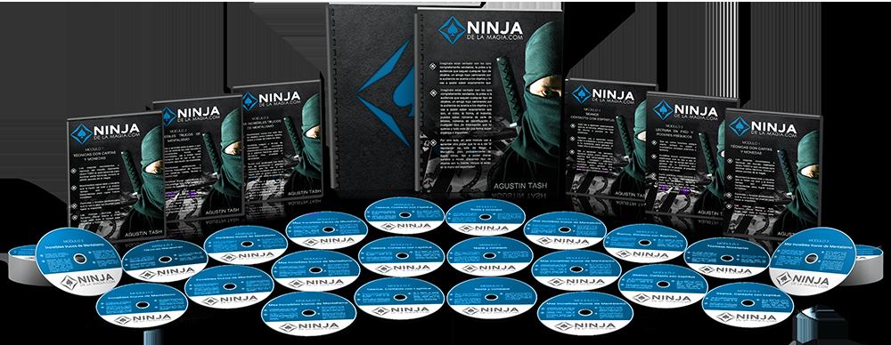 Ninja de la Magia - Ninja 9: El Maestro de los Elementos